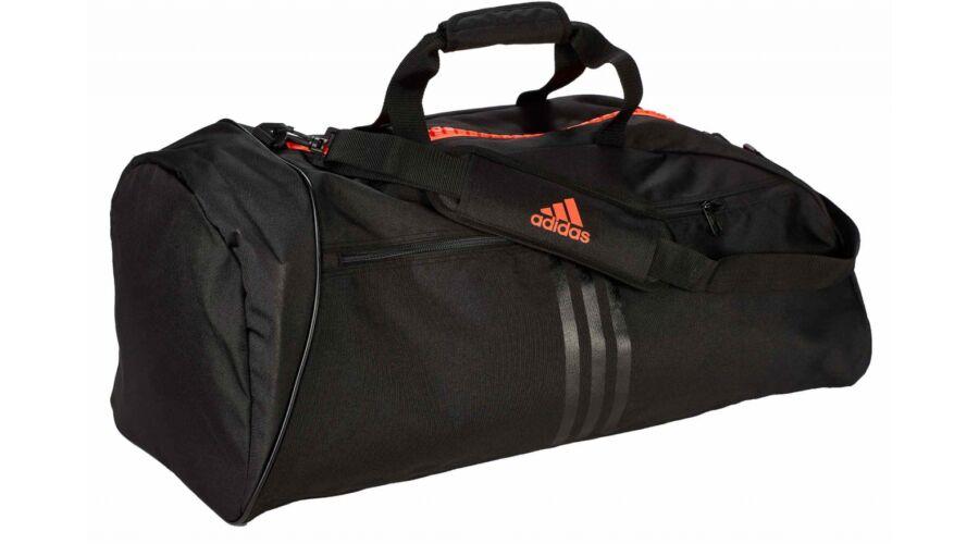 6d33531b08 Adidas sport táska adidas martial arts fekete/piros Poliészter ...